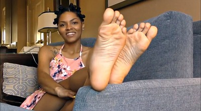 Ebony feet, Feet soles, Sole