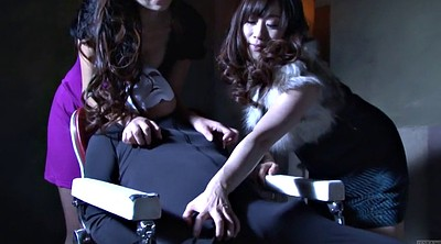 Japanese hd, Japanese threesome, Asian milf, Suit, Bizarre, Subtitles