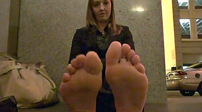 Mature, Foot sole