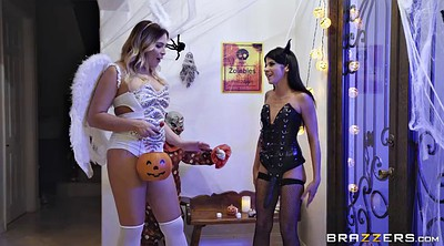 Teen lesbian, Tricked, Trick, Blair williams, Sadie pop, Sadie