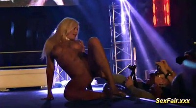 Live, Showing, Public sex, Live shows