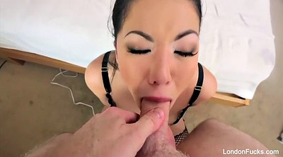Anal, Asian facial, Japanese beauty, British pov