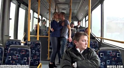 Bus, Public sex, Public bus, On bus