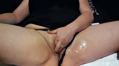 Squirting, Chubby masturbation