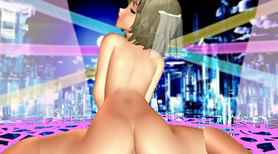 Mmd, Peach, Open