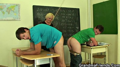 Teachers, Very young, Teen boys