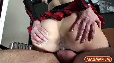 Dominatrix, Film, Hairy cumshot, Films, Cumshots