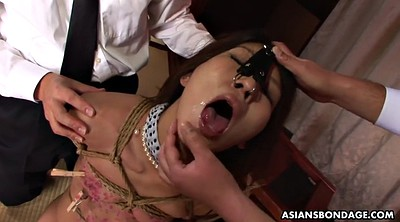 Japanese bdsm, Asian bondage, Screaming, Asian orgasm, Aoi, Scream
