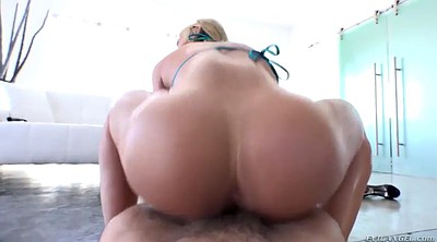 Sarah, Furious, Deep anal toy, Big ass milf