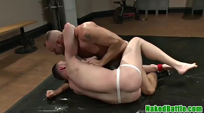 Wrestling, Bondage gay