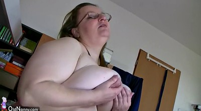 Old pussy, Granny masturbation, Chubby young