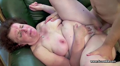 Bbw mom, German granny, Granny and boy, Old mom, Mom boy, Mom bbw