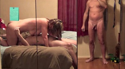 Double penetration, Wife threesome