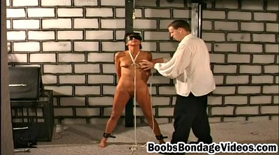 Slave, Boob, Rope, Blindfold, Slaves