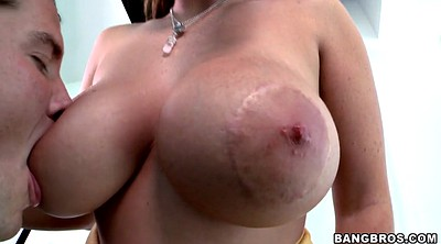 Alison tyler, Huge tits, Alison, Melons