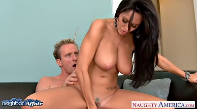 Addams, Ava addams, Neighbors
