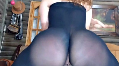 Nylon, Webcam, Flashing, Nylons, Broken