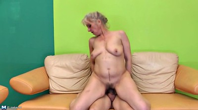 Hairy granny, Grannies, Mature old