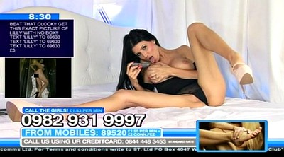 Lilly, Big tits solo, Babestation