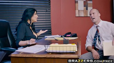 Brazzers, At work, Scene, Big tits at work