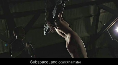 Spank, Teen slave, Submission, Scream
