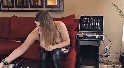 Leather, Clothed