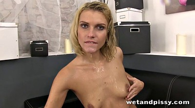Solo orgasm, Transparent, Solo squirt