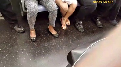 Candid, Ebony feet, Black foot