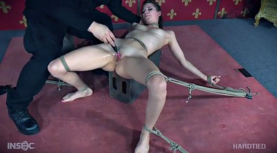 Whipping, Hard, Zoey, Tied up, Tied orgasm, Bondage orgasm