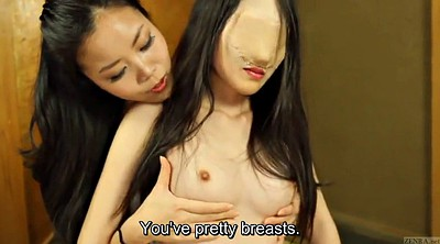 Japanese lesbian, Clothed, Subtitle, Foreplay, Asian lesbian, Lesbians japanese