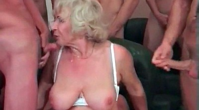 Wife gangbang, Wife cuckold, Orgy party, Group orgy, Granny orgy