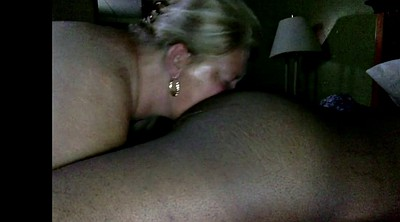 Rimjob, Interracial amateur