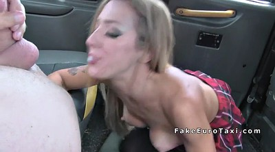 Fake taxi, Public anal