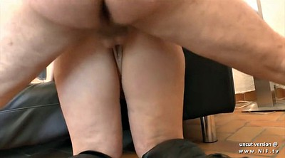 Hard anal, Casting anal, Bbw french