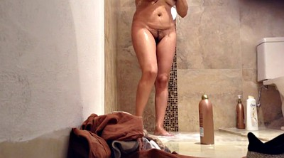 Nipples, Spy cam, Hidden shower