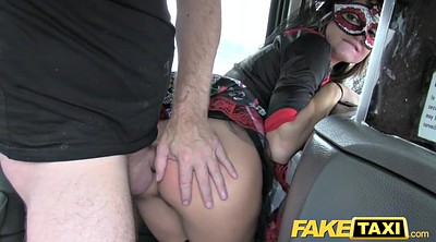 Mask, Masked, Fake taxi anal, Asses