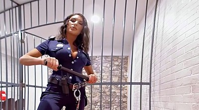 August ames, Prison, August, Hard porn