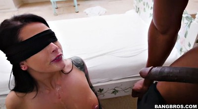 Ebony, Blindfold