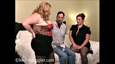 Mother daughter, Bbw group