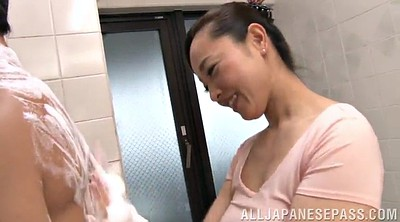 Asian young, Asian matures