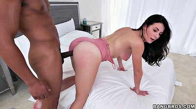 Monster, Anne, First, Her first big cock