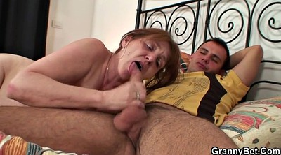 Young pussy, Mature hairy