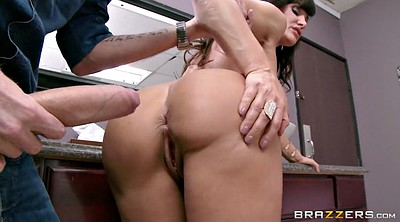 Lisa ann, Monster cock, Anne milf, Ann