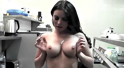 Kitchen, Amy, Milf solo
