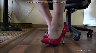 Nylon, Nylon feet, Ebony feet, Pantyhose feet, Black pantyhose