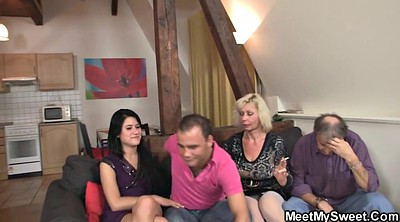 Young couple, Old couple, Teen threesomes, Sons girlfriend, Mature young, Mature couple