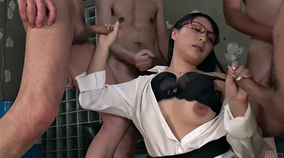 Japanese office, Japanese bukkake, Asian whore, Asian bukkake