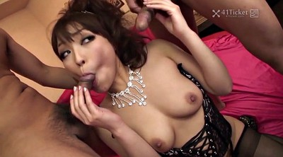 Asian, Yui, Japanese office, Japanese threesome, Japanese dildo, Uncensored japanese