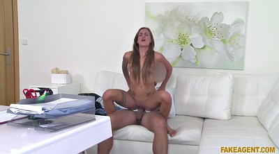 Czech casting, Sofa, Teen casting, Fake agent, Czech bitch, Czech agent