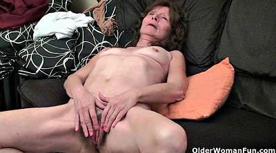 Cougar, British milf